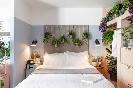 Thanks Plants Launches London Hotel Campaign