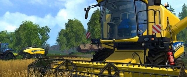 Get your Farm on with Farming Simulator 15 video game