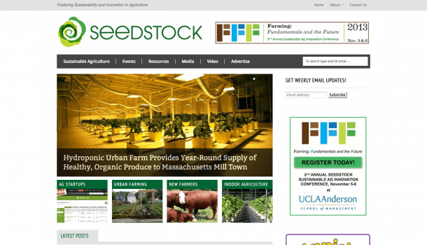 AgFunder Featured in SeedStock.com