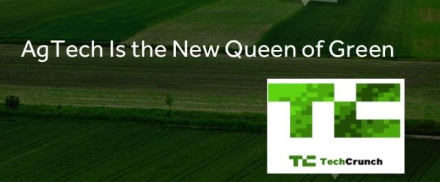 agtech new queen of green agfunder