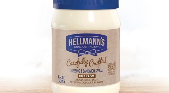 Industry-in-Brief: Hellmann's Introduces Eggless Mayo to Compete with Food Tech Startups, GM Developments, more