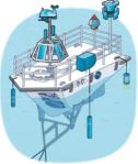 Catalina Sea Ranch's Nomad buoy collecting data