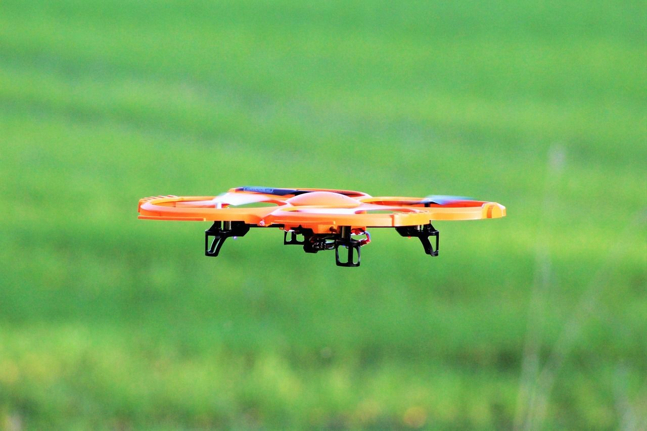 Ag Drones Market to Reach $3 7bn by 2022 - AgFunderNews
