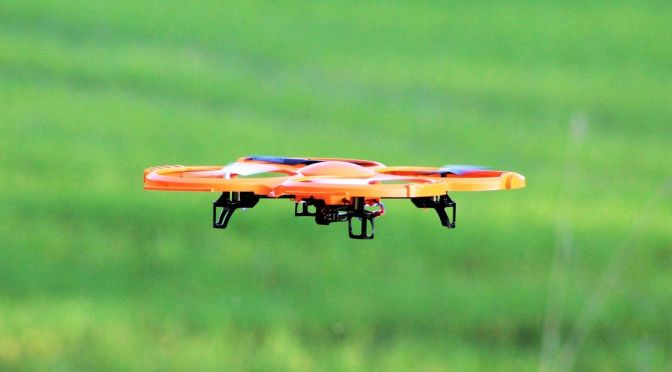Ag Drones Market to Reach $3.7bn by 2022