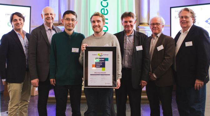 Microalgae-based Aquaculture Vaccine Tech Wins Nutreco Feed Tech Challenge