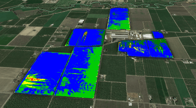 aerial imagery for agriculture
