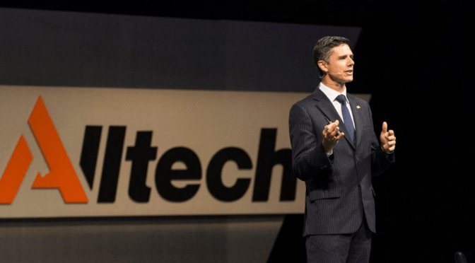 Q&A: CEO of Keenan at Alltech On Animal Nutrition IoT, Startups and Acquisitions