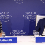 Alibaba's Jack Ma Interviewed by ImpactVision CEO at Davos