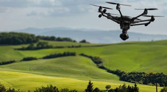 PrecisionHawk Raises $75m Series D from Big Tech and Big Ag