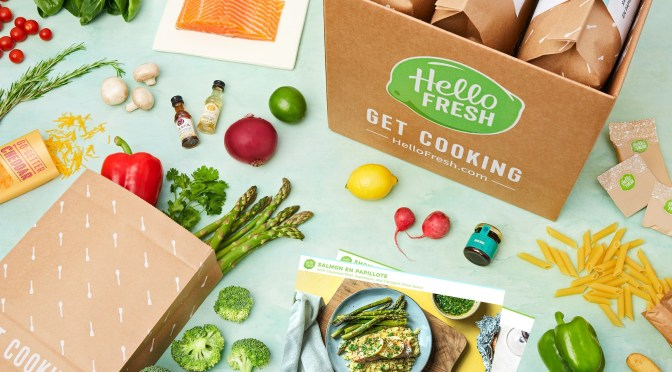 HelloFresh Taps Spoiler Alert to Cut Food Waste by 65%