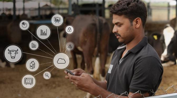 BREAKING: Gates Foundation Invests in Dairy Tech Stellapps $14m Series B, First in India