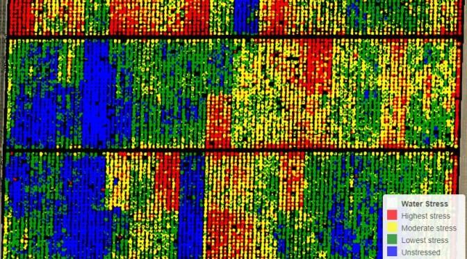 Ceres Imaging Raises $25m Series B for Multi-Spectral Aerial Imaging