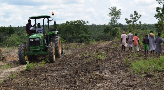 How Hello Tractor's Digital Platform is Enabling the Mechanization of African Farming