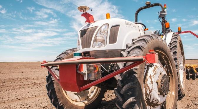 Bear Flag Robotics Raises $3.5m Seed Round to Automate Common Tasks on the Farm