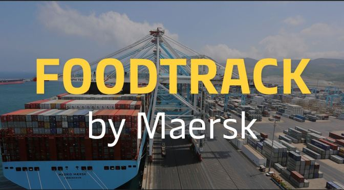 EXCLUSIVE: Maersk Selects 7 Companies for Second Edition of FoodTrack Program