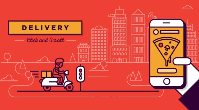 food delivery startups