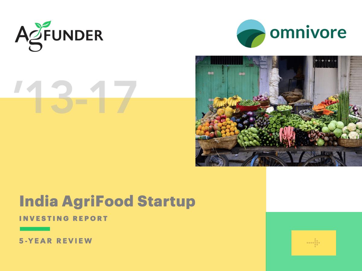 indian agrifood startups