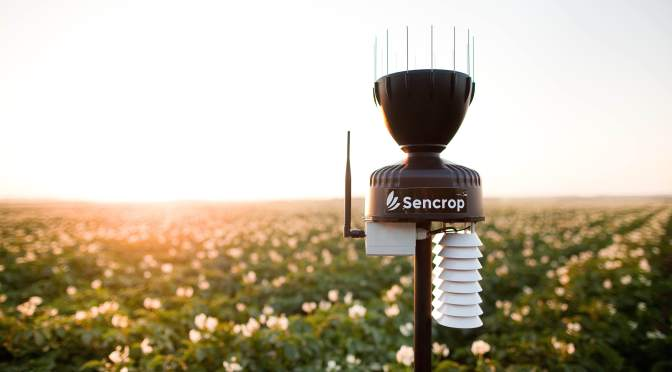 BREAKING: France's Sencrop Closes $10m Series A to Expand Agro-Weather Station Network