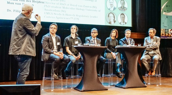 5 Key Quotes from Crop Innovation in Business in Amsterdam