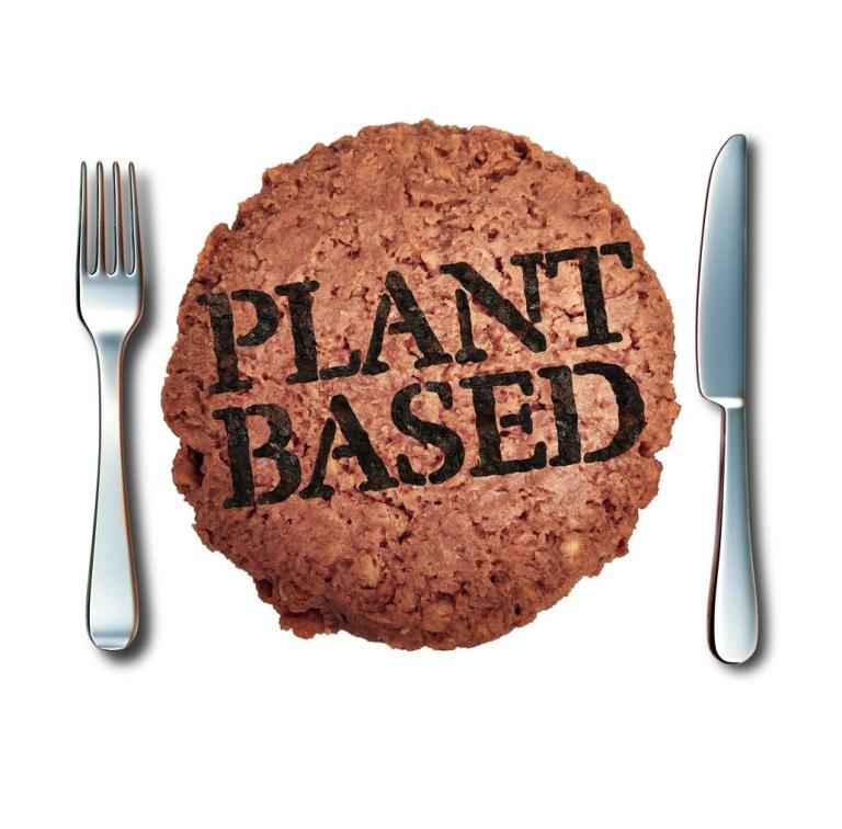 plant-based meat revolution