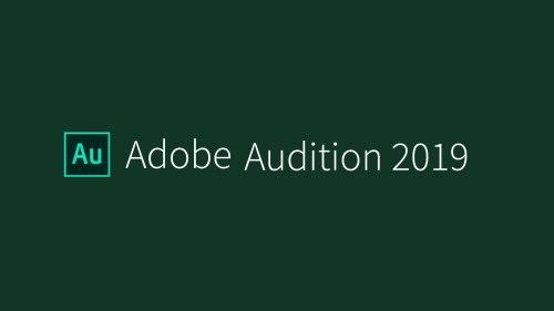 Adobe Audition CC 2019 Free Download v12.1.1.42