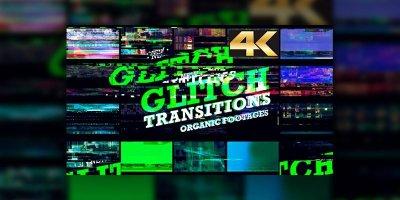 VideoHive – Glitch Transition 4K Free Download