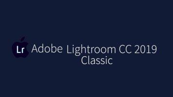 MAC Lightroom Classic CC 2019 Free Download