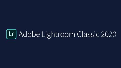 Adobe Lightroom Classic CC 2020