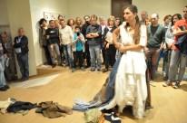 Φωτογραφίες απο την performance Figlia D'ANGELO, στο symptom 07, Άμφισσα