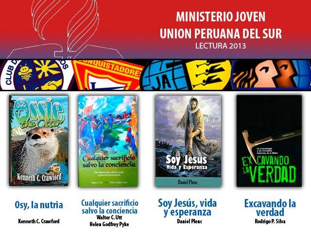 Libros del año 2013 - Plan de Lectura 2013