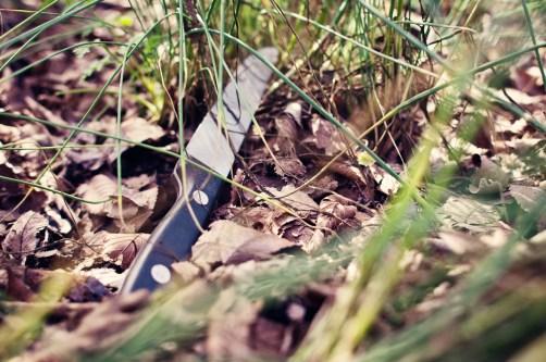 hidden knife