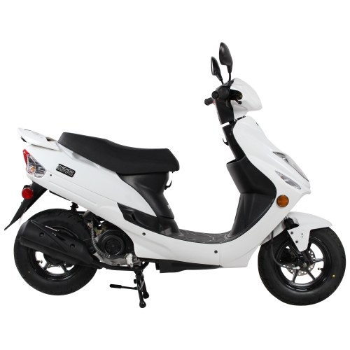 small resolution of  white chicago scooter company go