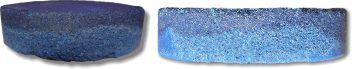 AggreBInd stabilized soil blue sample