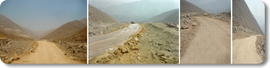 surface soil stabilization trail road dust control AggreBind