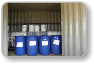 Soil Stabilizer AggreBind storage