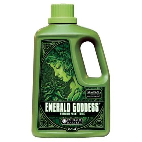 Emerald Goddess