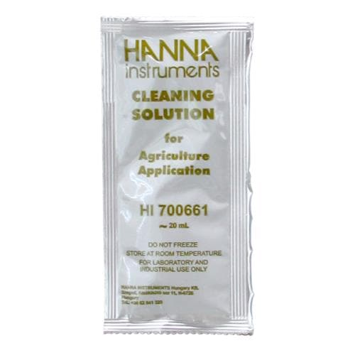 Hanna Cleaning Solution – Sachet