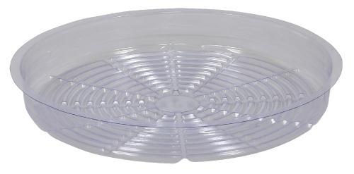 Premium Clear Plastic Saucers