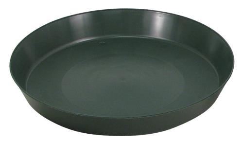 Premium Green Plastic Saucers