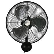 Hurricane Pro Metal Wall Mount Fan