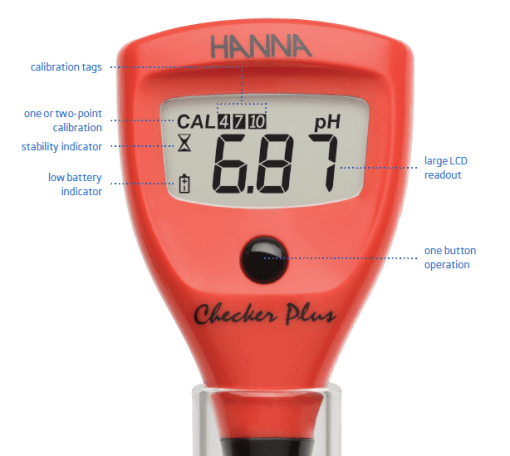 Hanna pH Checker Plus