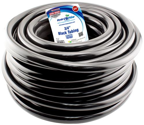 Premium Vinyl Tubing – Black