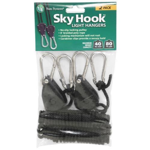 Sky Hooks Light Hanger