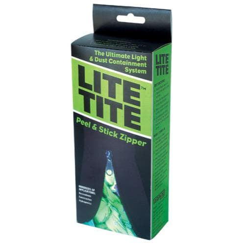 Lite Tite – Peel & Stick Zipper