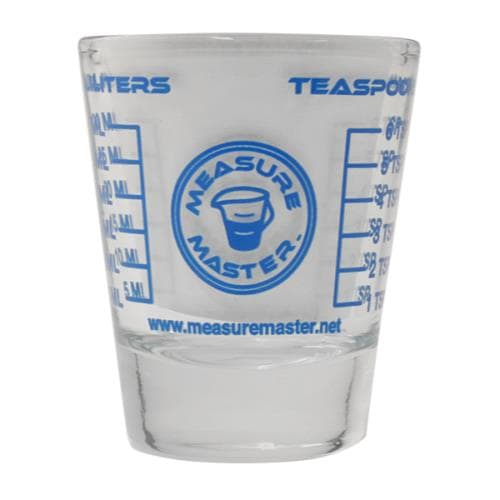 Measure Master Shot Glass