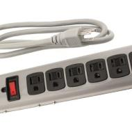 Metal Surge Strip
