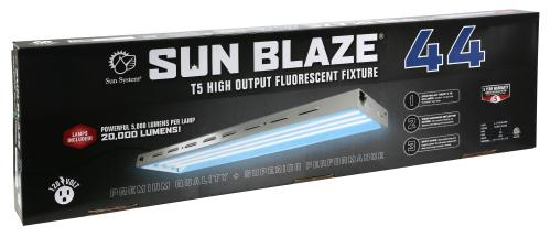 Sunblaze T5 HO Fluorescent Light Fixtures