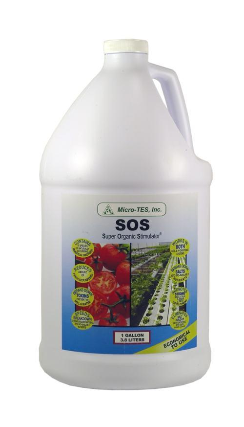 SOS Beneficial Bacteria