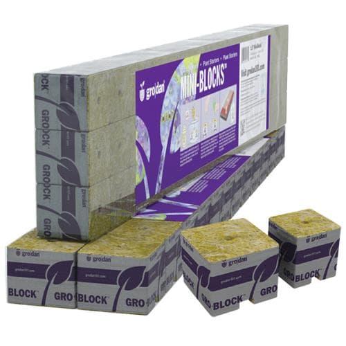 Grodan Mini-Blocks