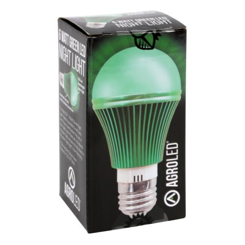 AgroLED Green LED Night Light